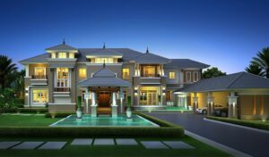 How beautiful and livable is a luxury home?
