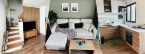 How to decorate a minimal home to be cute