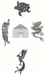 Feng Shui, which side of the house does the dragon enhance your luck?