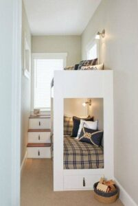 follow to see the fair built-in bedroom